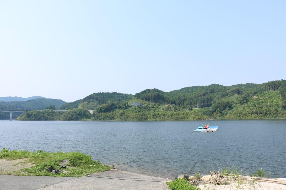 嘉瀬川ダムの写真