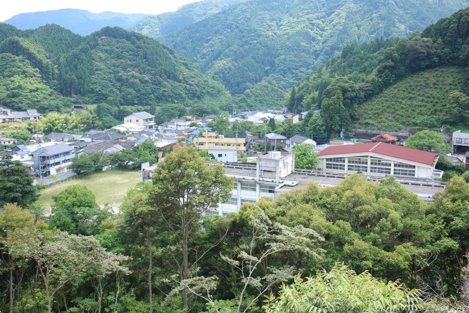 富士小学校の写真